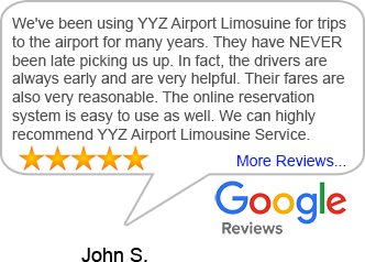 airport pickup review